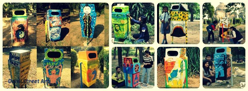 Dehli Street Art - Lodhi Garden